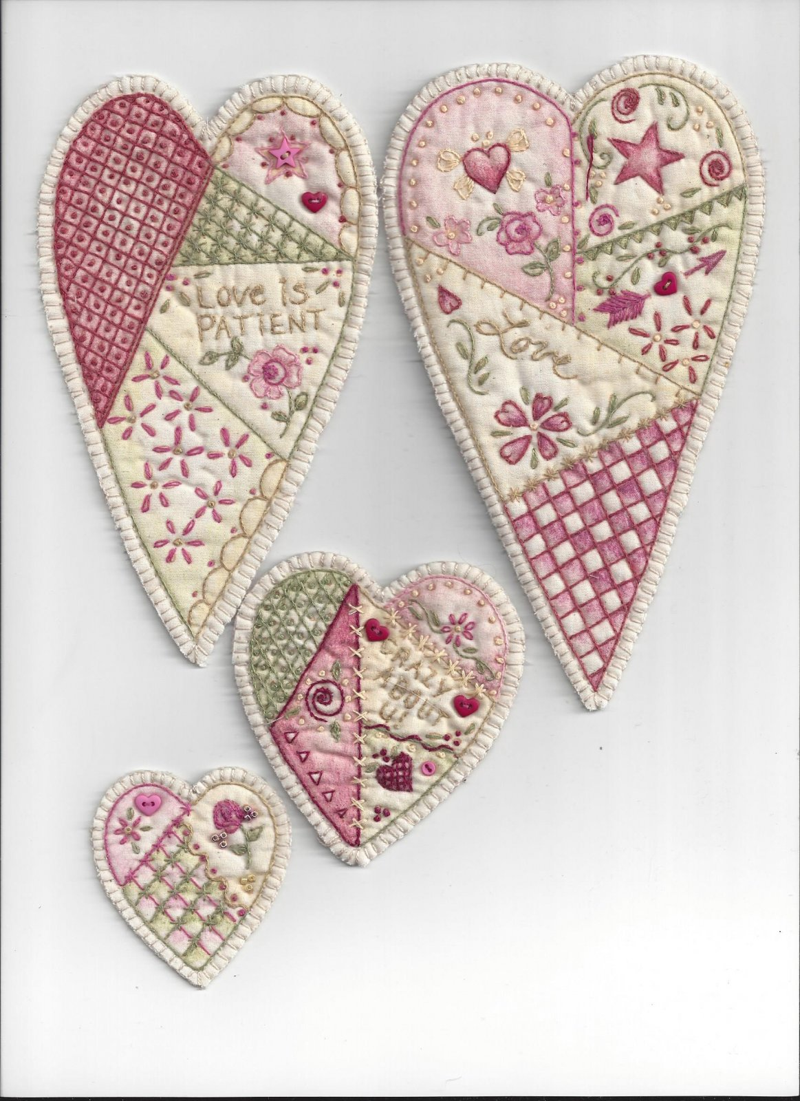 Vintage Valentines Collection I