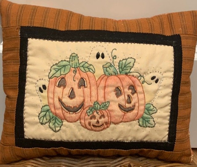 Pumpkin patch shillow