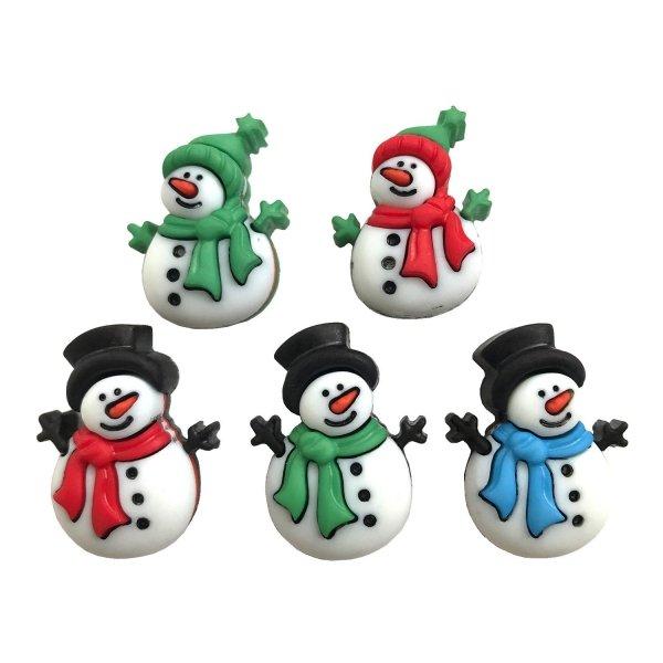 4792 Jolly Snowmen