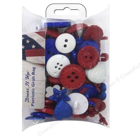7460 Patriotic Grab Bag