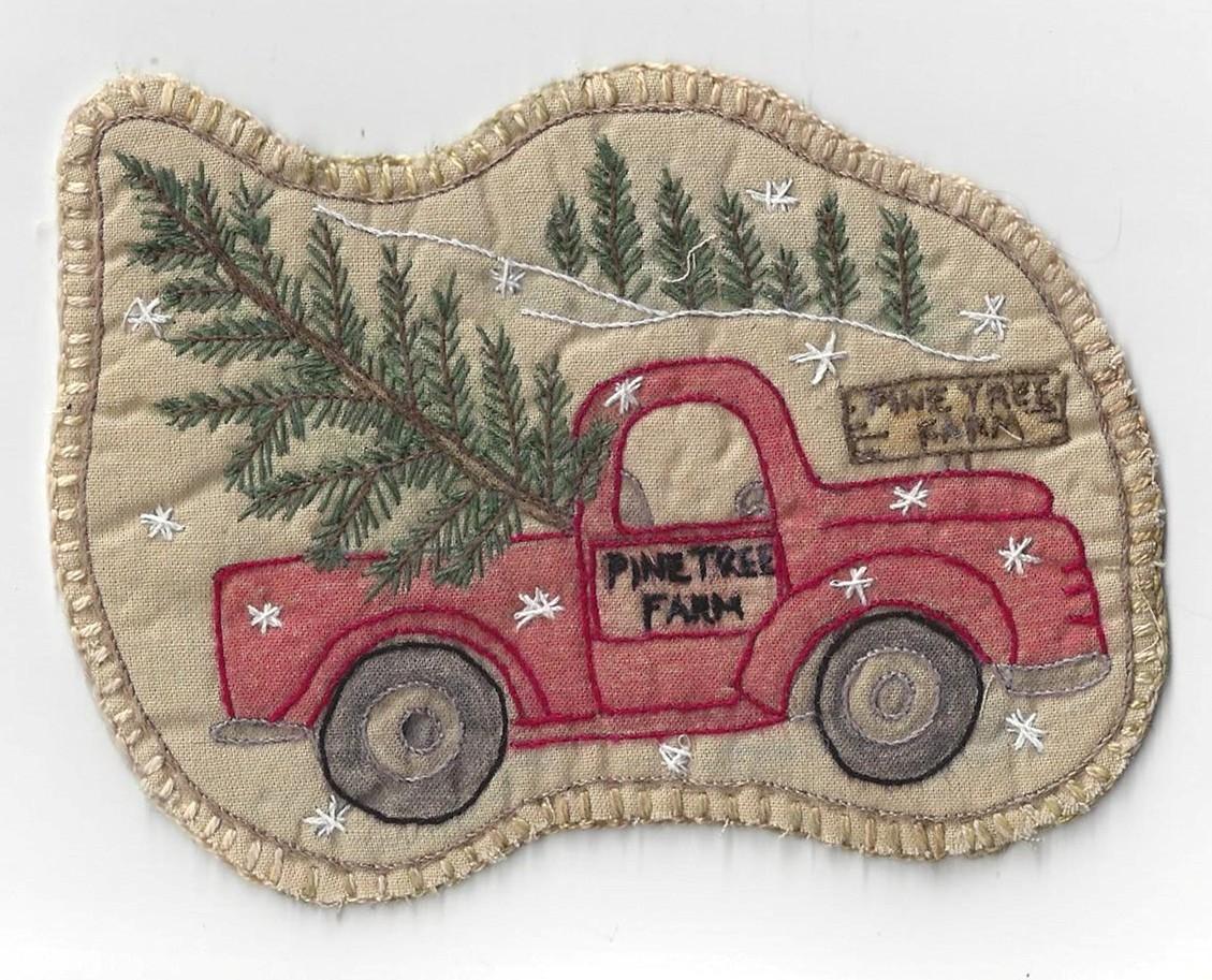 VO22 Santas Truck