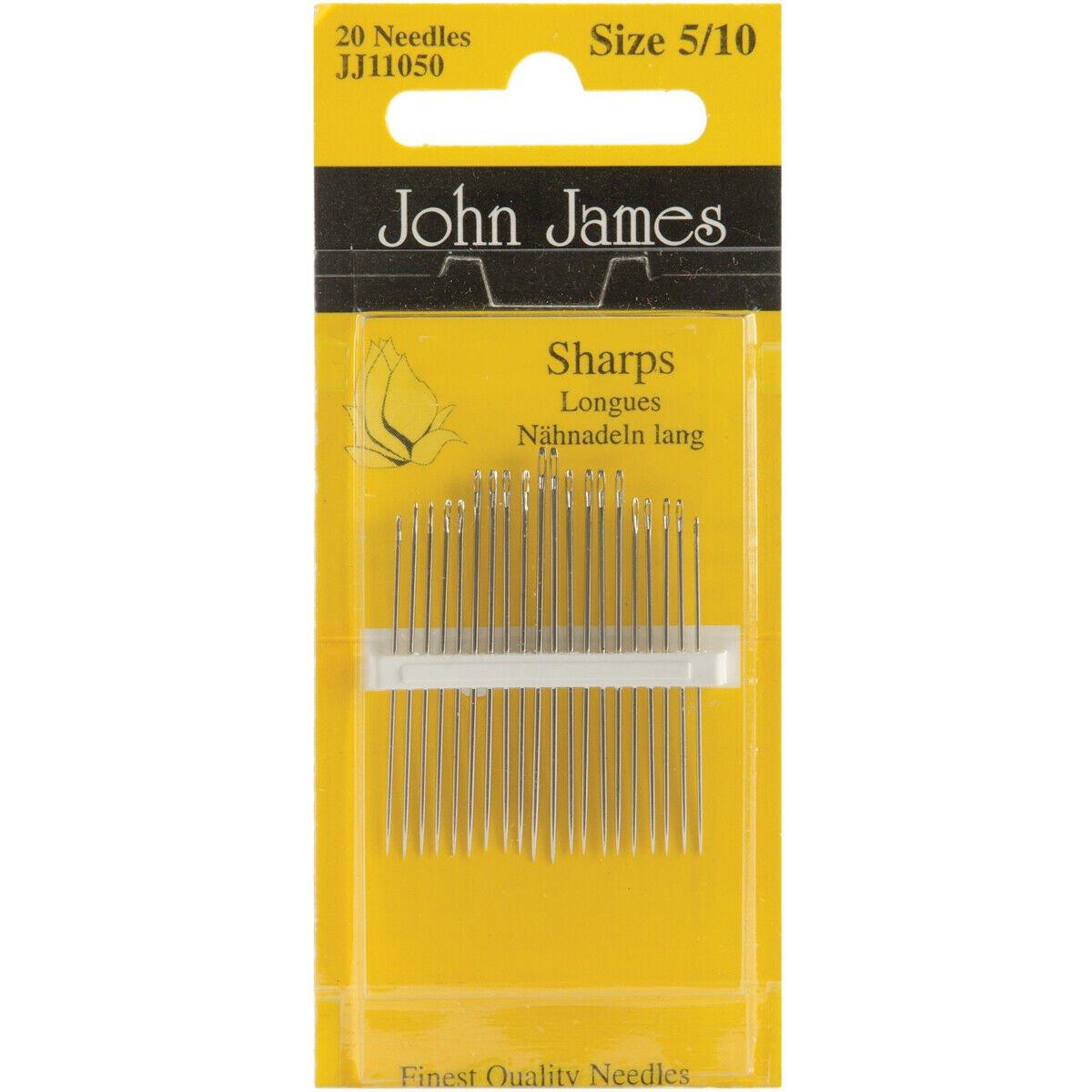 JJ11050 John James Sharps 5/10