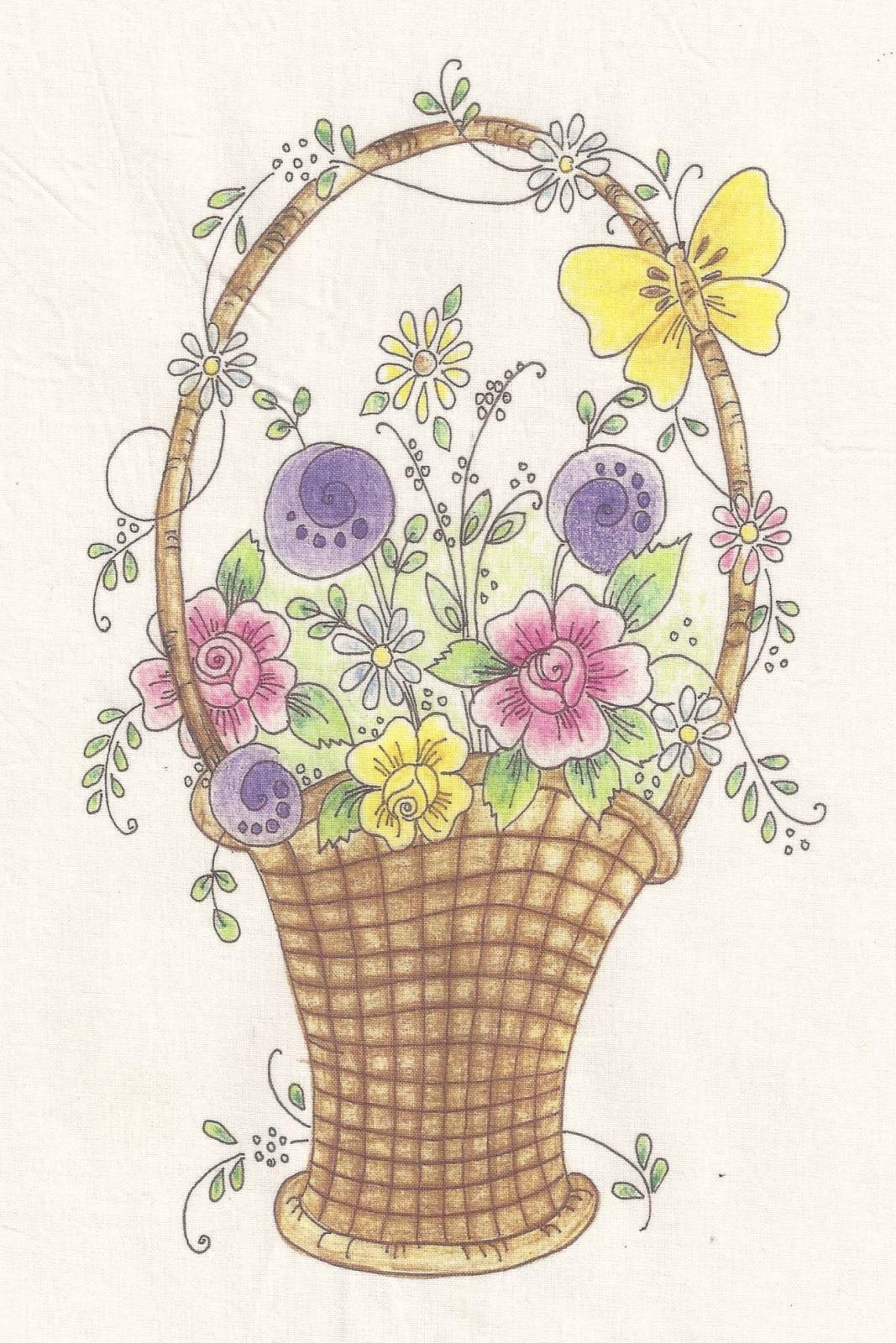 701 Vintage Basket #1