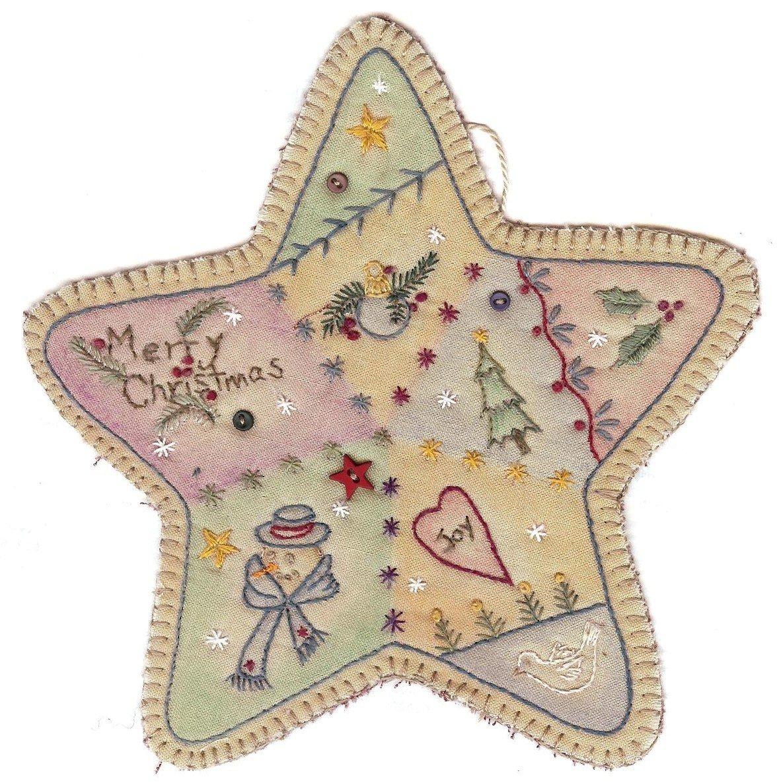 03 Vintage Christmas Star