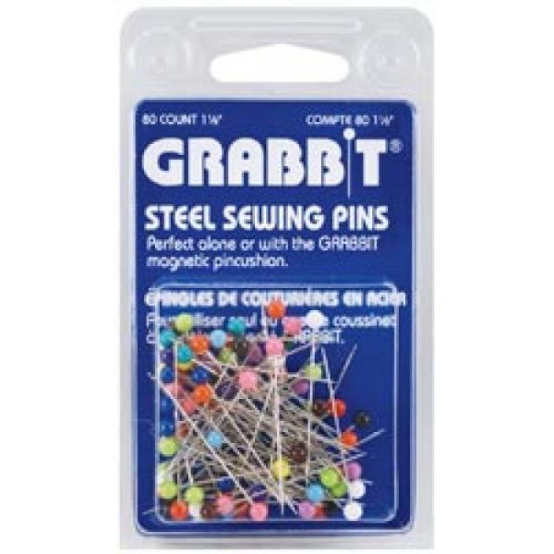 Grabbit Steel Sewing Pins