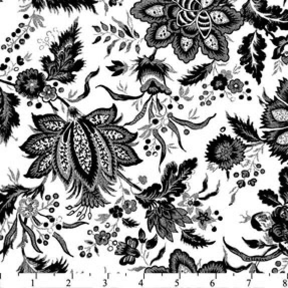 Fancy Floral DT8358-8C