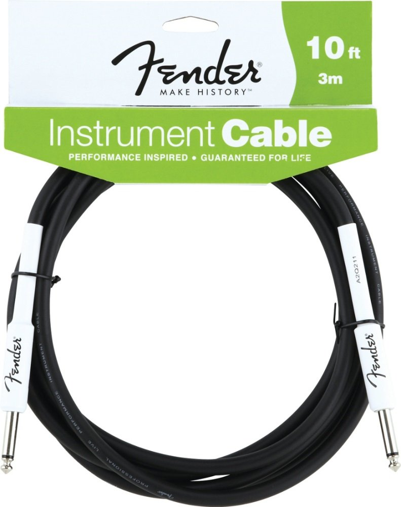 Fender 10ft Instrument Cable