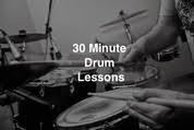 1-Month of 30 Minute Drum Lessons