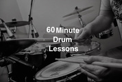 1-Month of 60 Minute Drum Sessions