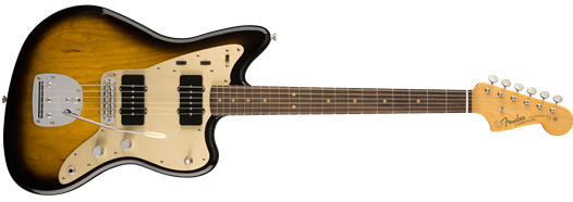 Fender 60th Anniversary '58 Jazzmaster Rosewood Fingerboard 2-Color Sunburst