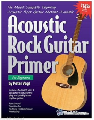 Acoustic Rock Guitar Primer