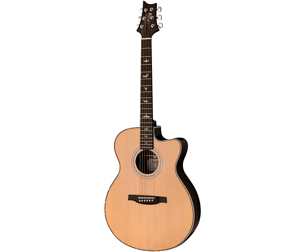 PRS SE A40E Angelus Acoustic-Electric Guitar Natural