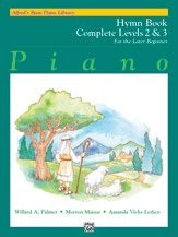 Alfred's Hymn Book Complete Levels 2 & 3