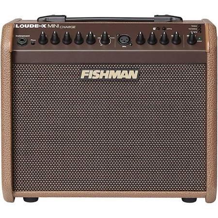 Fishman Loudbox Mini Charge 60-watt 1x6.5 Battery Powered Acoustic Combo Amp
