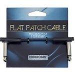 Rockboard Flat Patch Cable 1.97 black