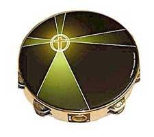 Remo TA-9110-16 10 Cross of Glory Tambourine