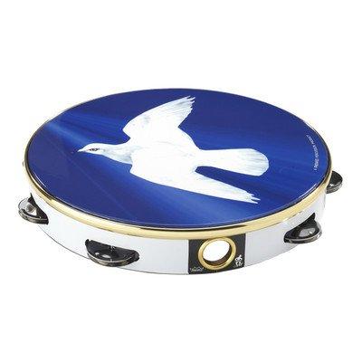 Remo TA-9110-18 10 Religious Dove Tambourine
