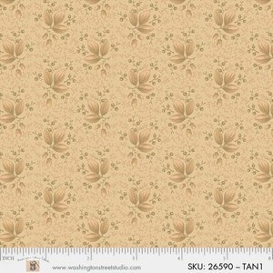 108 Wide Back KIng's Quilt Cream