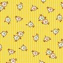 Windham Storybook Ranch Prairie Stripe Yellow(Flower/Cluster)
