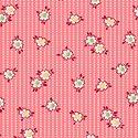 Windham Storybook Ranch Prairie Stripe Pink(Flower/Cluster)