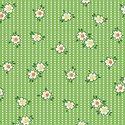 Windham Storybook Ranch Prairie Stripe Green (Flower/Cluster)
