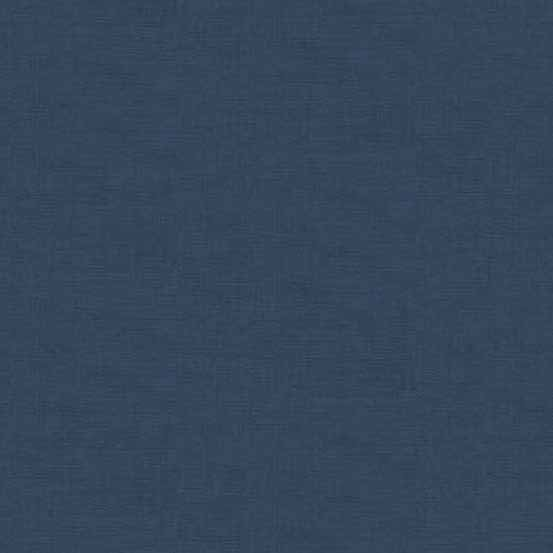 Andover Linen Texture Bluestone