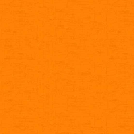 Andover Linen Texture Orange