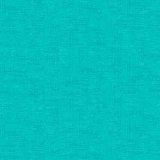 Andover Linen Texture Aquamarine