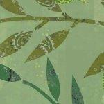 Marcus Twilight Tones Green Folia