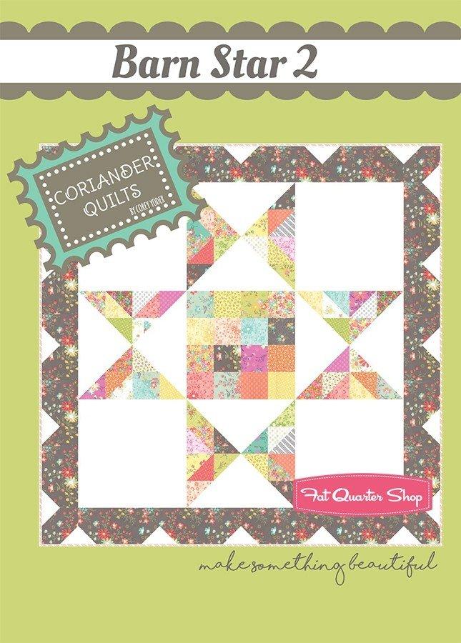 Barn Star 2 Quilt Kit