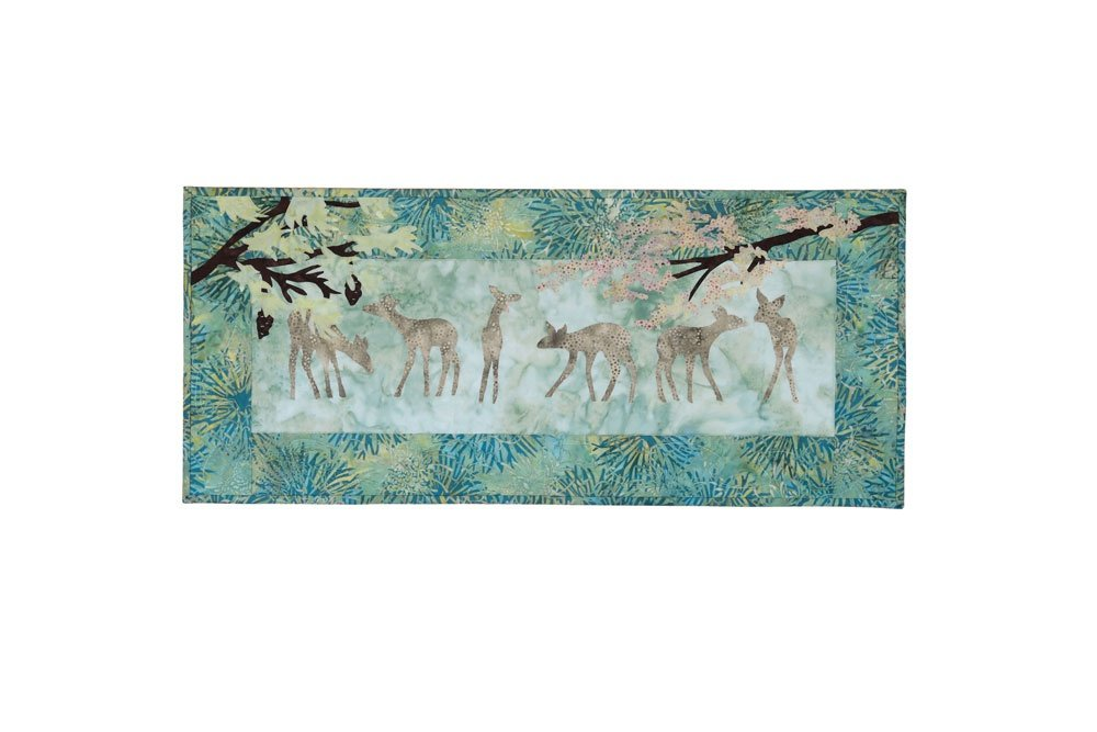 Beneath The Boughs Wall Hanging Kit