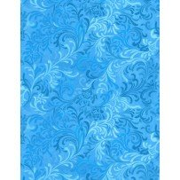 108 Wide Back Essential Blue Swirl