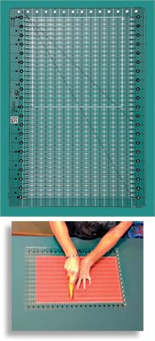 Creative Grid Stripology Ruler
