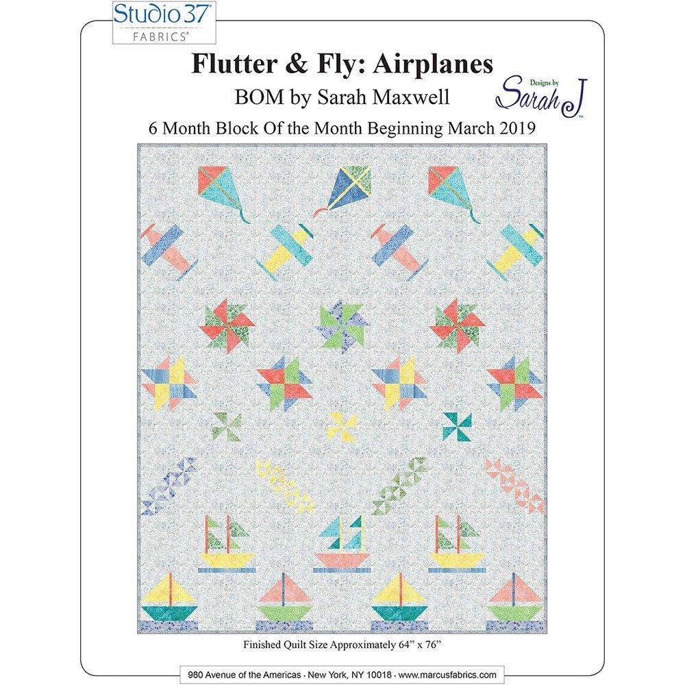 Flutter & Fly Planes BOM