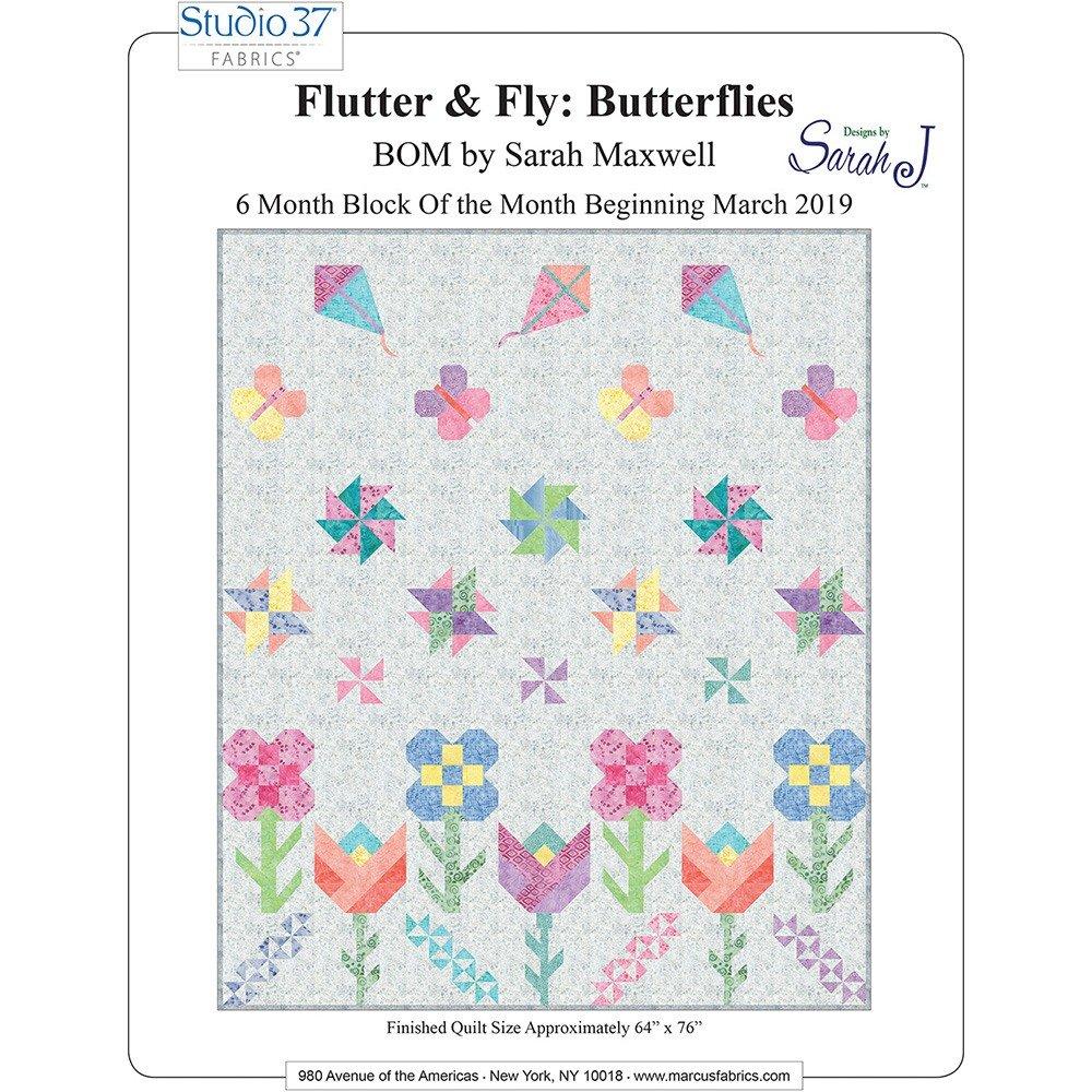 Flutter & Fly Butterfly BOM