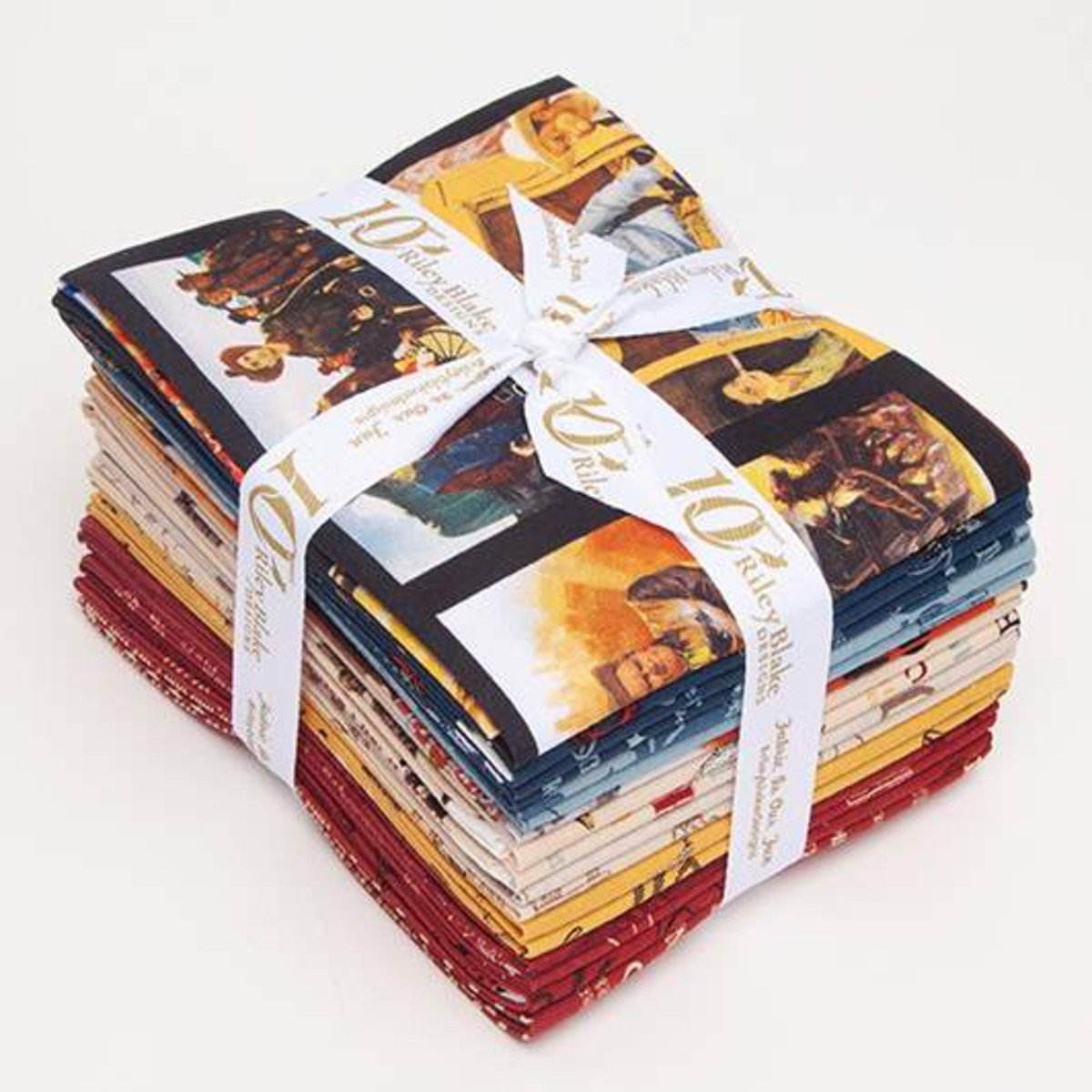 Riley Blake Americana John Wayne Fat Quarter, 12pcs