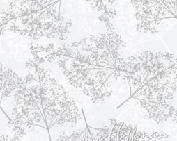 Sparkle and Fade White/Silver Papyrus