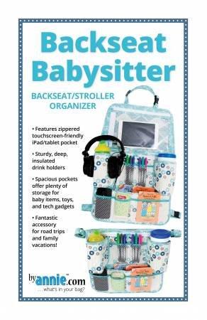 Backseat Babysitter Backseat/Stroller Organizer