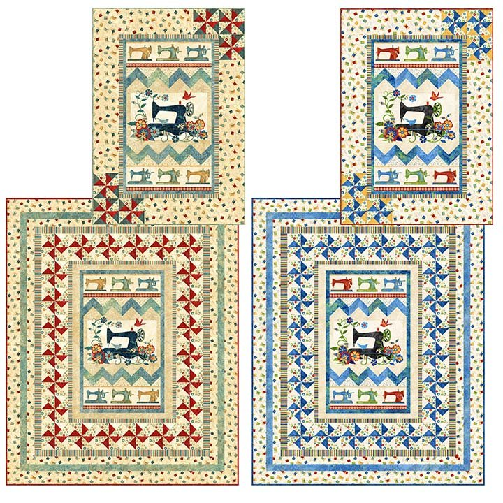 Sew Happy Again Pattern