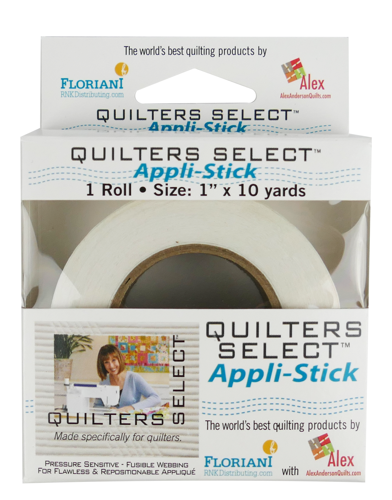 Quilters Select Appli Stick 1 x 10 yards