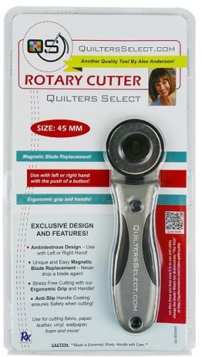 Quilters Select Rotary Cutter 60MM