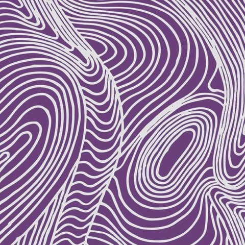 Aboriginal M & S River Dreaming Purple