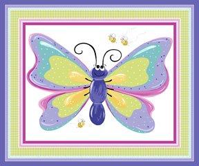 Susybee Flutter Playmat