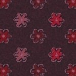 Marcus Twilight Tones Burgundy Set Floret