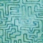 Marcus Sew Sweet Batiks Blue/Green (Maze)