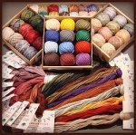 Pearl Cotton Sz 8-Assorted-6pk