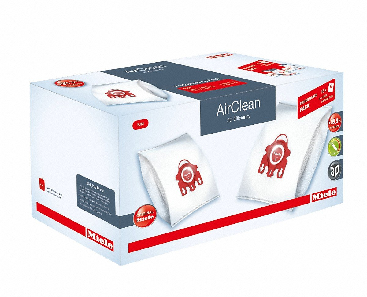Miele FJM 3D AirClean Performance Pack