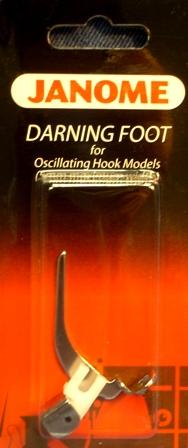 L/S Darning Foot 5mm BP-1 for Oscillating Hook Models