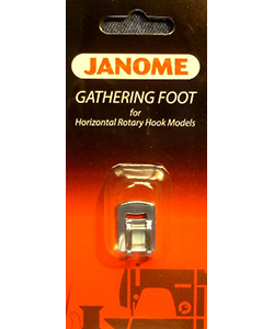 Janome Gathering Foot BP-1 for Horizontal Rotary Hook