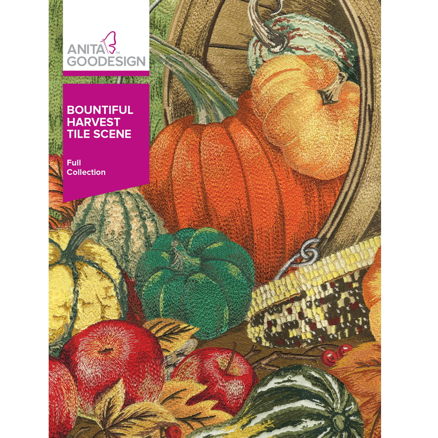 Bountiful Harvest CD Full Collection 292AGHD